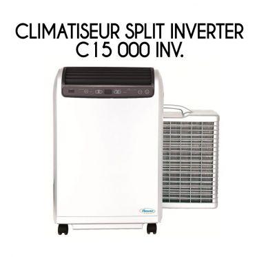 Climatiseur mobile Split Inverter C15000 Inv.