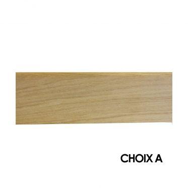 Plinthes choix A ou B pour parquet Bourgogne et Rustique