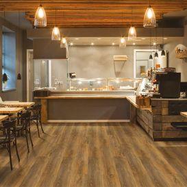 Sylvan Gold Oak Wicanders Wood Hydrocork 9 lames 1,672 m²