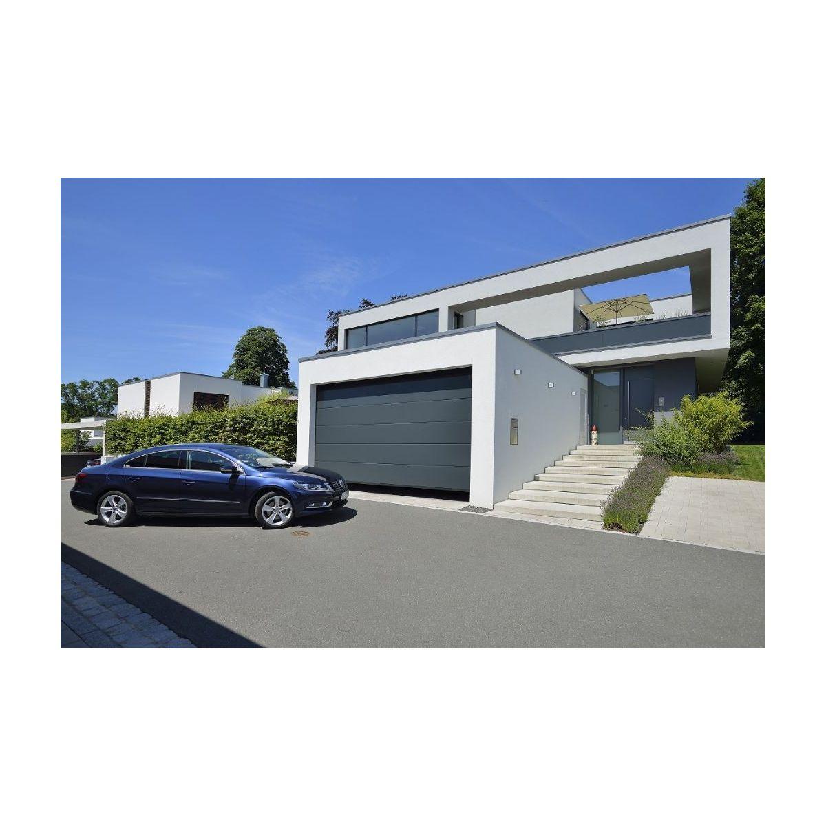 Comment Ventiler Un Garage Humide porte sectionnelle de garage lpu42l | kenzaï matériaux
