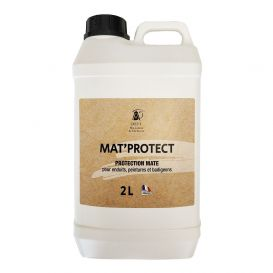 Mat protect protection hydrofuge et oléofuge incolore