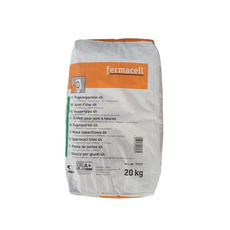 Enduit Souple Pour Bois enduit fermacell pour joint 4h   kenzaï matériaux Écologiques