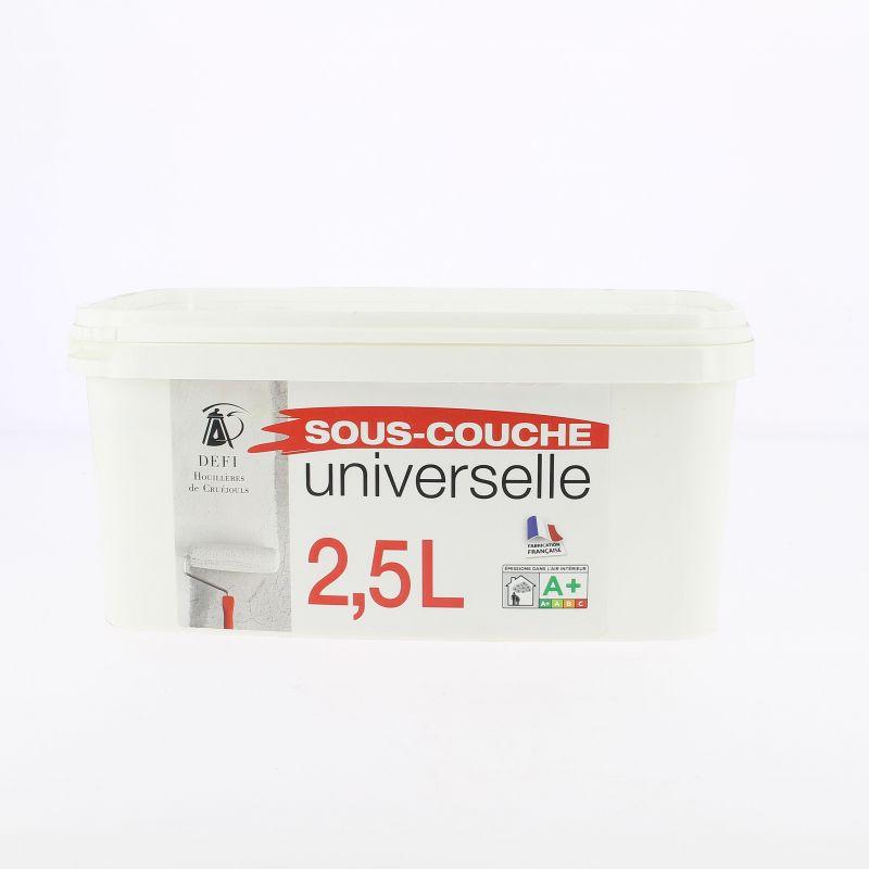 Sous couche acrylique universelle 2.5 L