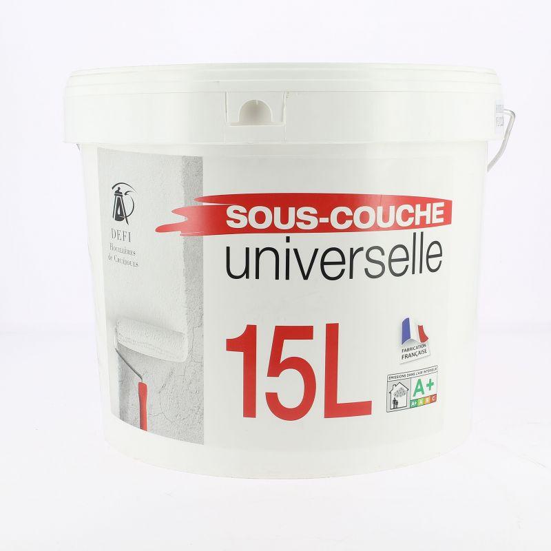 Sous couche acrylique universelle 15 L