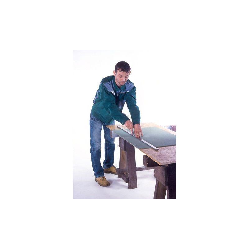Steico underfloor découpe isolant acoustique