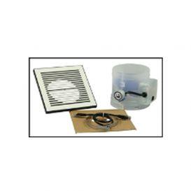 Kit accessoires clapets pour Healthbox VMC simple flux hygroréglable + Kit WC + Kit Buanderie + Kit Cuisine avec bouche