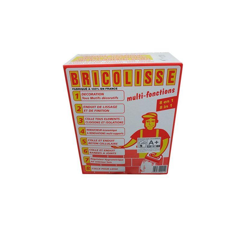 Enduit Souple Pour Bois enduit 8 en 1 à base de plâtre
