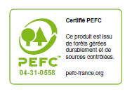 logo pefc certification